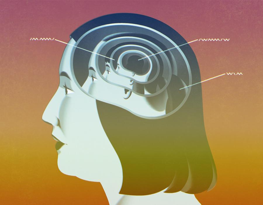 boală mintală schimbarea viziunii